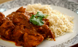 Dale Pinnock chicken tikka masala on Eat, Shop, Save