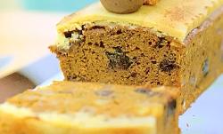 David's squishy squashy fruit cake on The Great British Bake Off 2019