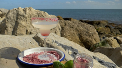 John Torode's Margarita on the rocks with salt on This Morning