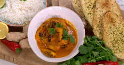 Phil's original chicken tikka masala with tomato soup on This Morning