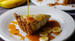 Simon Rimmer's Banana Cream Pie on Sunday Brunch