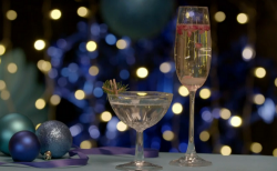 Tom Moore and Kirstie Allsopp's spiced orange and pine bitters cocktails on Kirstie' ...