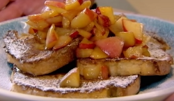 Gordon Ramsay mum's Cinnamon Eggy Bread with Quick Stewed Apples on  Gordon's Ultima ...