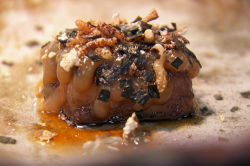 Gareth Ward's Welsh wagyu beef with shitake mushrooms on MasterChef  The Professionals 2019
