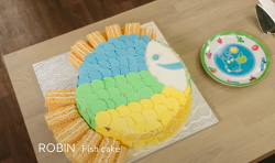 Robin's fish cake on Best Home Cook