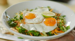 Stacie Stewart's kimchi rice for The Amazing Multicoloured Box Diet by Dr Xand on How To Loose W ...