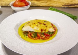 James Martin Smoked Haddock Welsh Rarebit cooked in memory of the late Garry Rhodes on James Mar ...