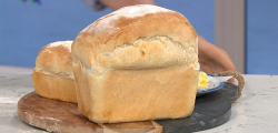 Phil Vickery's bake your own bread on This Morning