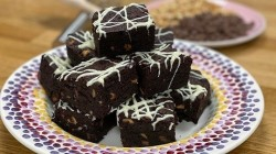 Alison Hammond's chocolate brownies on This Morning