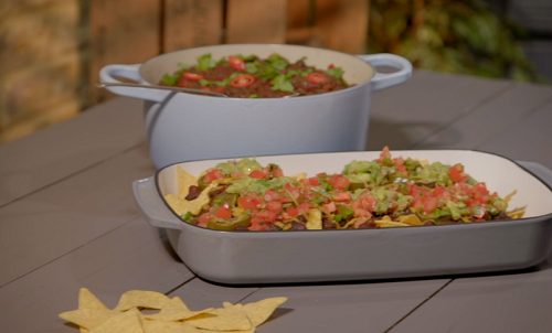 Ian and Henry's Ultimate Chilli with Big Bad Nachos on Living On The veg