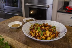 Romy Gill's Paneer Pyaza on JAMES MARTIN'S SATURDAY MORNING