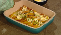 Asma Khan's shahi tukra bread pudding on Saturday Kitchen Eid Special