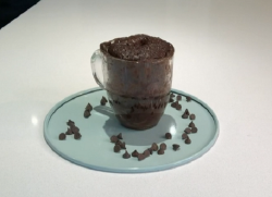 Alison Hammond's chocolate mug cake with Lindor chocolate on This Morning Microwave Master ...