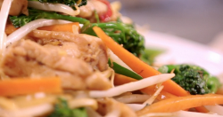 Ching's chicken chow mein on John and Lisa's Weekend Kitchen