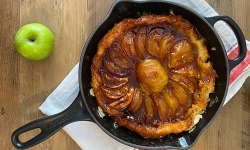 Joseph Denison Carey's apple tarte tatin on This Morning