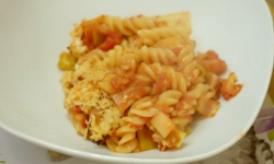 Fletcher's pasta bake with panko breadcrumbs on Eat Well For Less?