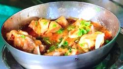 Chicken peshawari on John Torode's Middle East