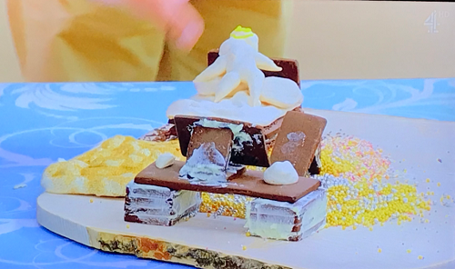 JJ's 'can't live without my room' showstopper biscuits bedroom creation  ...